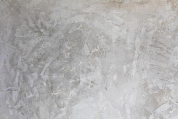 Struttura del vecchio muro di cemento sporco per lo sfondo. struttura del muro di cemento verniciato bianco. banner design orizzontale