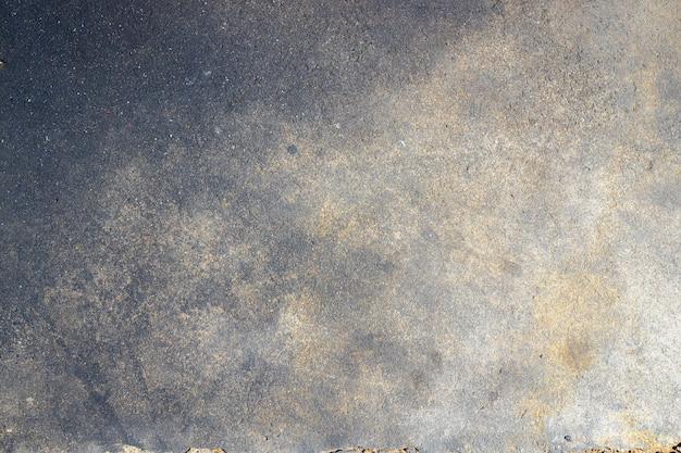 Texture del vecchio muro di cemento grigio sfondo