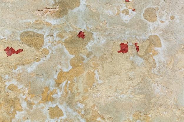Texture vecchio intonaco strappato. texture di vecchio intonaco
