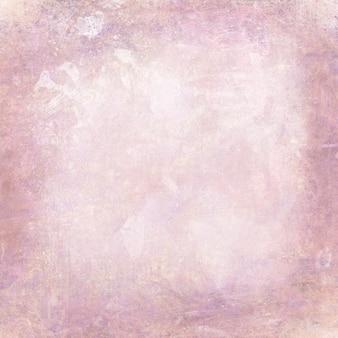 Texture della vecchia carta rosa vintage