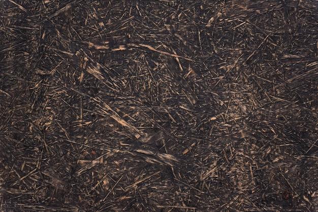 Struttura di vecchia superficie di legno dell'estratto del fondo. materiale truciolare. schede osb