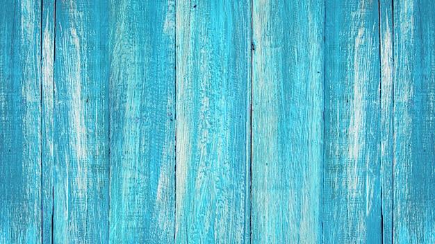 Fondo di legno della parete di colore della sfuocatura dipinto struttura vecchio