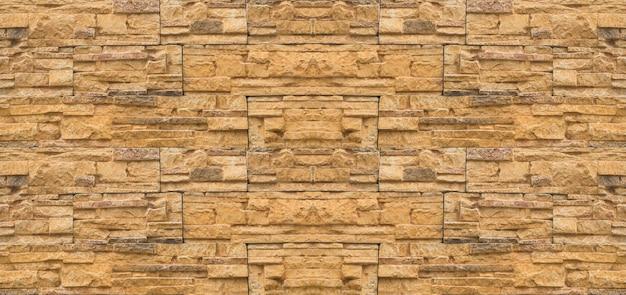 Modello di struttura di un muro di pietra