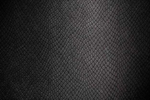 Immagine di sfondo della pelle di rettile di struttura, foto del primo piano