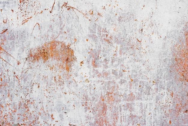 Priorità bassa concreta della parete di struttura. frammento di muro con graffi e crepe
