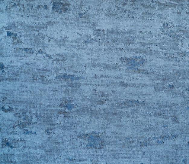 La trama del tessuto di tessitura in cotone o lino