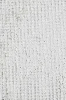 Consistenza della farina di frumento. vista dall'alto