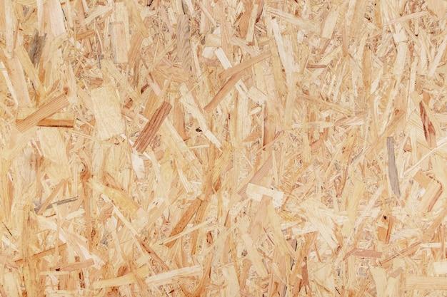 Texture di truciolare di legno, truciolato per la costruzione Foto Premium