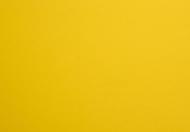 Texture di carta gialla, cartone, da vicino