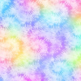 Tie dye sfondo colorato. priorità bassa della vernice dell'acquerello