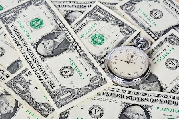 Il tempo è denaro tema di affari