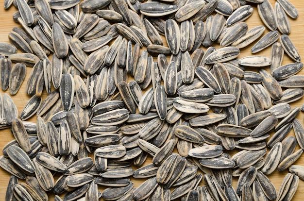 Merenda ai semi di girasol tostati