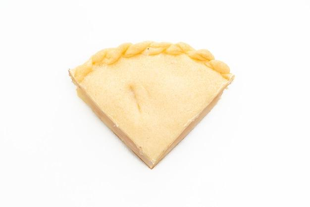 Torte di palma toddy isolate su sfondo bianco Foto Premium