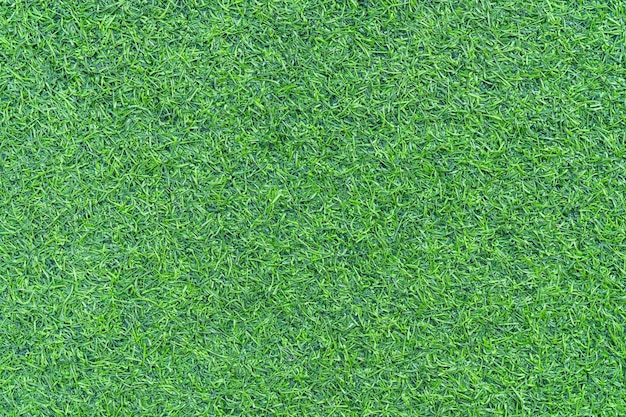 Texture di sfondo stuoia di erba artificiale vista dall'alto