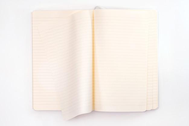 Collezione vista dall'alto della parte anteriore del notebook