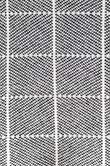 Priorità bassa di struttura del tessuto vista dall'alto