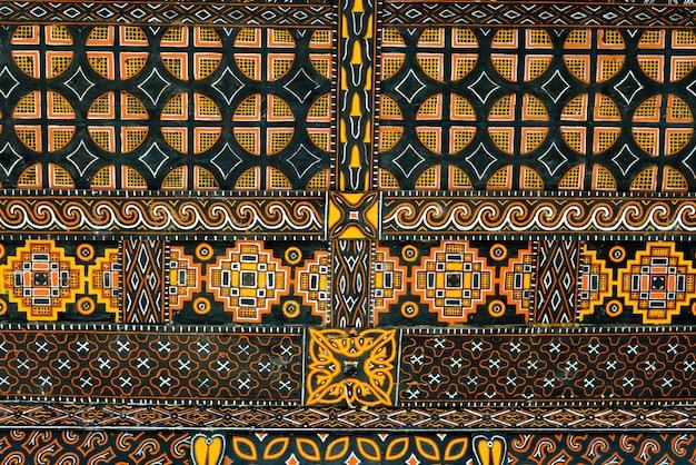 Decorazione murale toraja