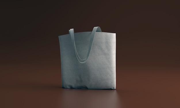 Tote canvas bag mockup