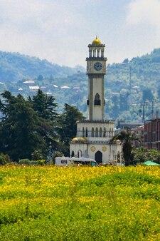 Torre di chacha a batumi, georgia