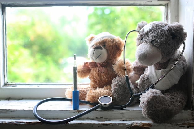 Aiuto malattia giocattolo