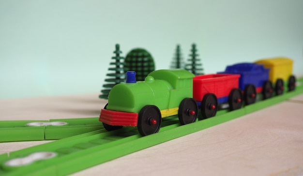 Trenino e ferrovia