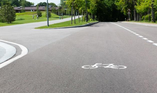 Pista per ciclisti