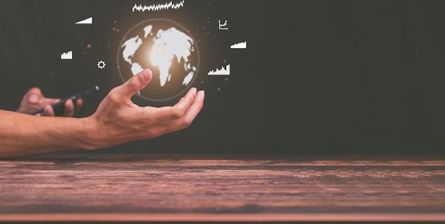 Fai trading su azioni e investimenti in tutto il mondo