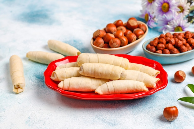 Tradizionale festa azera novruz dolci mutaki.