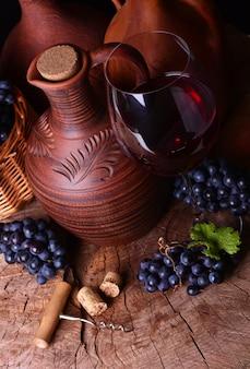 Vino tradizionale georgiano, il raccolto di quest'anno