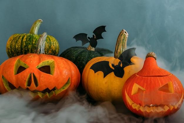 Lanterne tradizionali per halloween