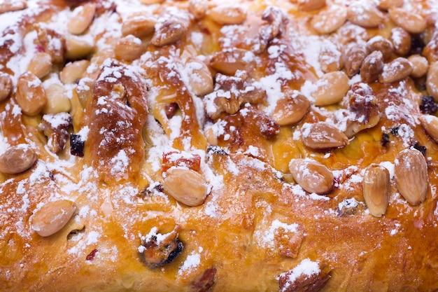 Torta tradizionale portoghese di pasqua