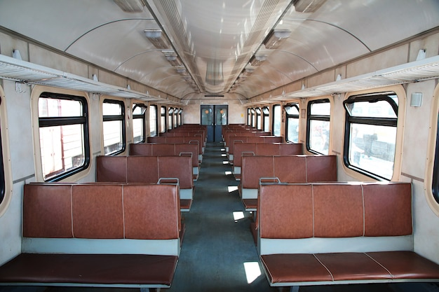 Il treno, la russia
