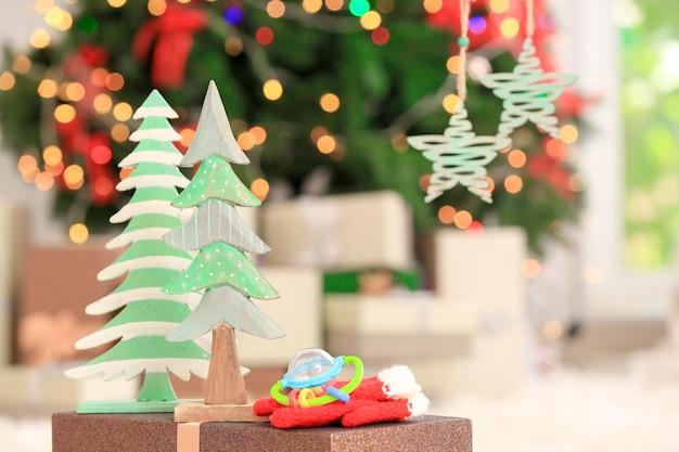 Decorazioni natalizie alla moda