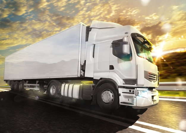 Trasporto su camion