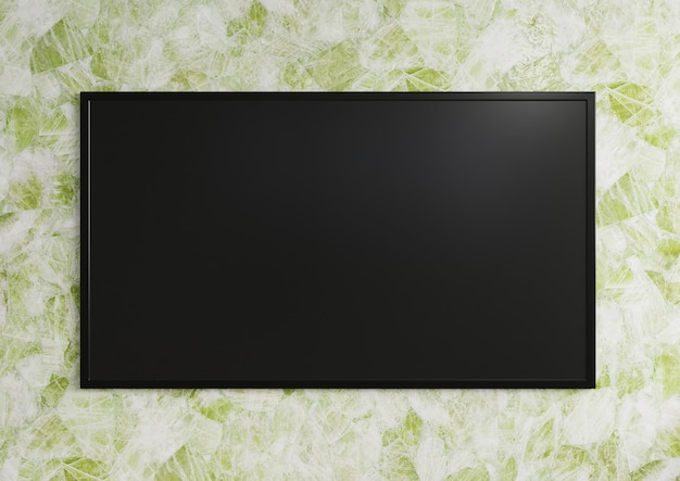 Tv sul muro