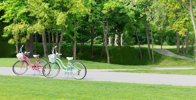 Due biciclette