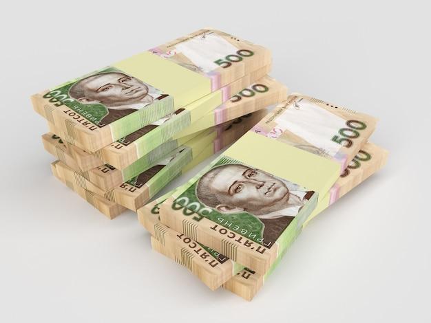 Grivna di denaro ucraino