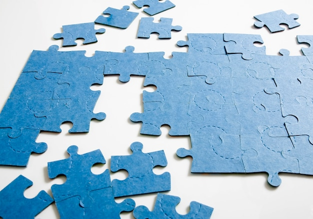Puzzle incompiuto
