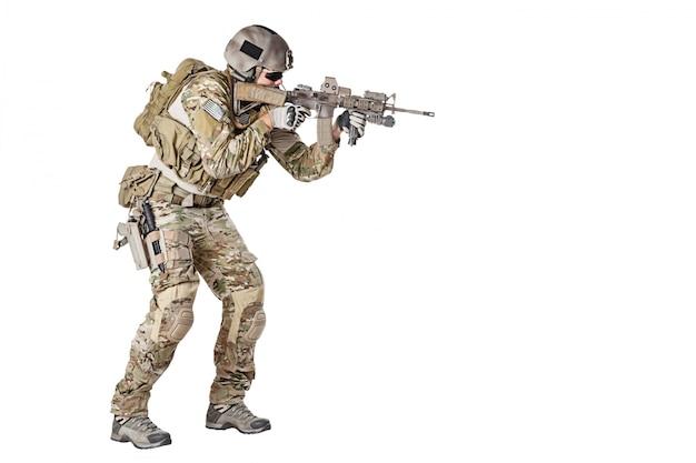 Berretto verde dell'esercito americano