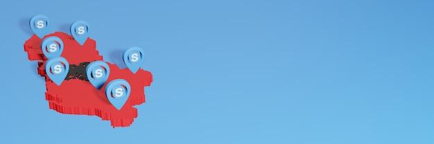 L'uso di skype in albania per le esigenze dei social media tv e lo sfondo del sito web coprono uno spazio vuoto