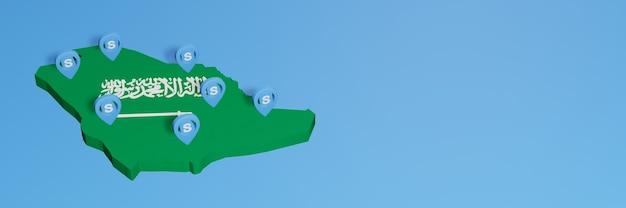 L'uso di skype in arabo per le esigenze dei social media tv e lo sfondo del sito web coprono uno spazio vuoto