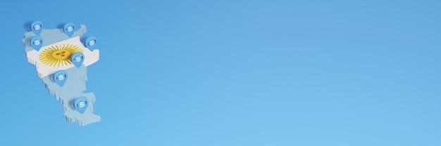 L'uso di skype in argentina per le esigenze dei social media tv e lo sfondo del sito web coprono uno spazio vuoto