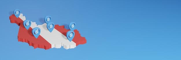 L'uso di skype in austria per le esigenze dei social media tv e lo sfondo del sito web coprono uno spazio vuoto