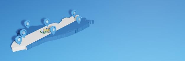 L'uso di skype a el savador per le esigenze dei social media tv e lo sfondo del sito web coprono uno spazio vuoto