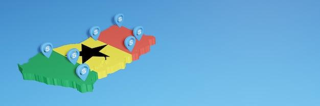L'uso di skype in ghana per le esigenze dei social media tv e lo sfondo del sito web coprono uno spazio vuoto