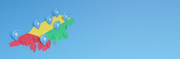 Utilizzo di skype in guinea bissau per le esigenze della tv sui social media e della copertina del sito web