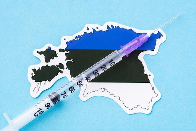 Vaccinazione in estonia