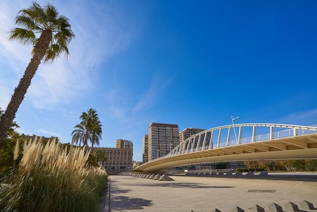 Valencia alameda exposicion bridge su turia