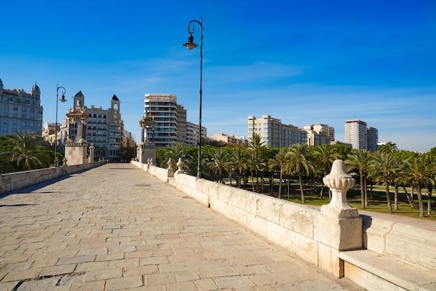 Valencia puente pont del mar ponticello spagna