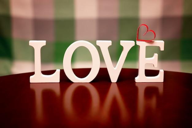 Forma d'amore di san valentino